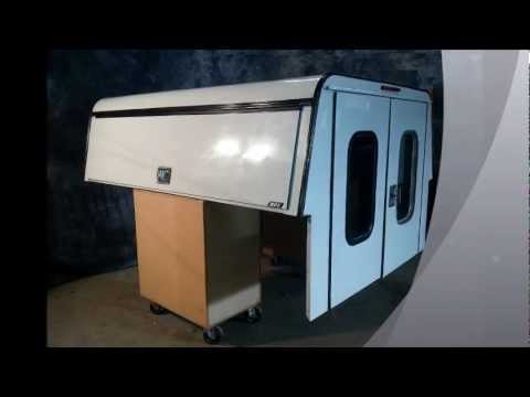 For Sale New Surplus ARE 2008 Ford Superduty Commercial Utility Topper Shell Camper Top