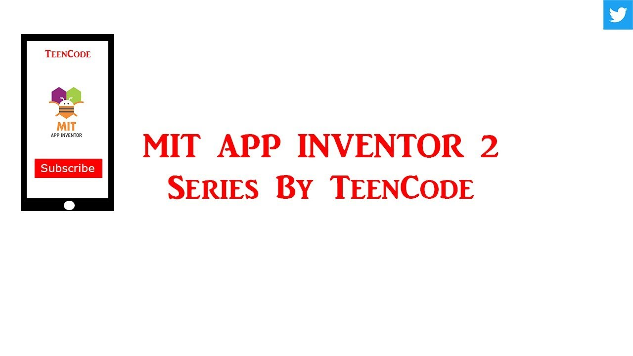 Mit App Inventor 2 - Procedures and Variables