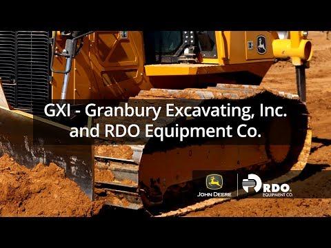 Granbury Excavating, Inc. and RDO Equipment Co.