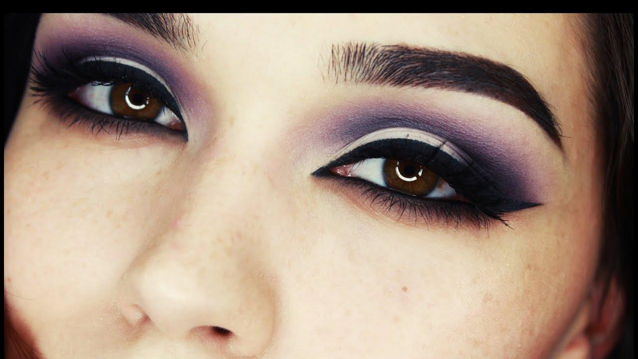 Arab Inspired Eye Makeup Matts Youtube