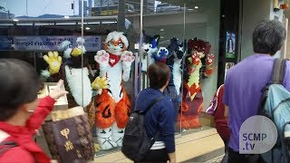 Hong Kong's 'furries' share their passion for animal make believe