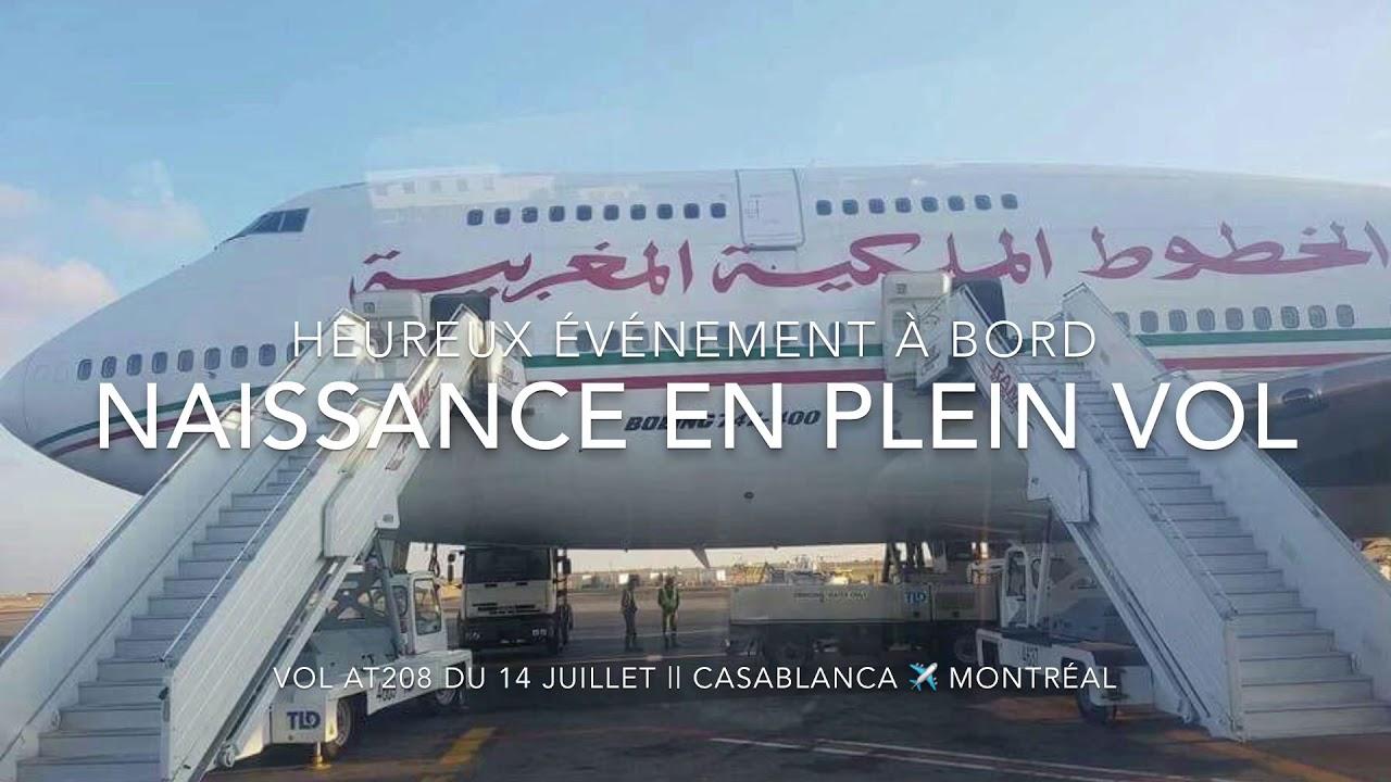 vol maroc juillet