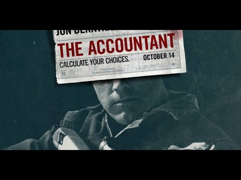 The Accountant Blu ray Exclusive - Behind the scenes