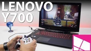 Lenovo Ideapad Y700 review 17-inch