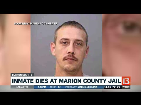 Marion County Jail inmate death - YouTube