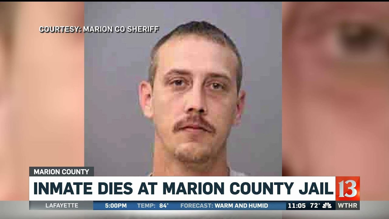Marion County Jail inmate death