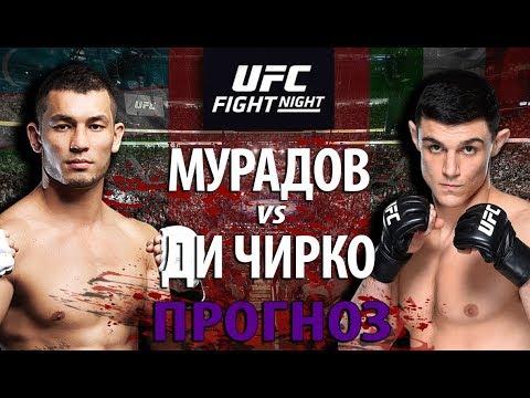 ПЕРВЫЙ УЗБЕК В UFC! Махмуд Мурадов против Алессио де Чирко! Будущая звезда UFC? Разбор поединка.
