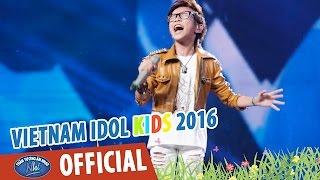 vietnam idol kids 2016 - gala 3 - see you again - thien tung