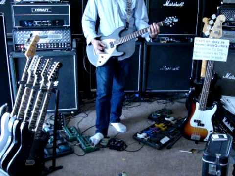 MusicMan Sub1 Electric Guitar Ebay Item number: 370392200703  Demo