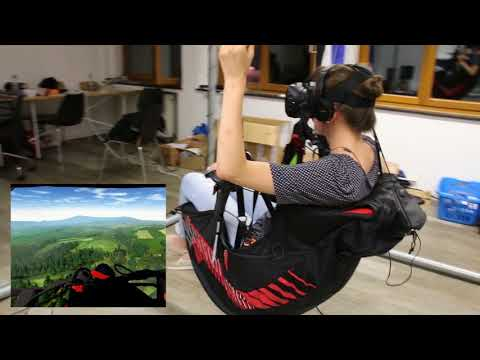 Airtime VR - Paragliding Simulator (Prototyp)