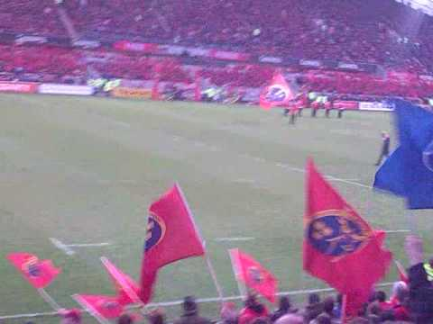 Munster.stand up and fight..thomond park.3gp