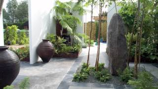 Contemporary Garden Ideas - Landcaping Pictures Gallery