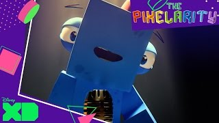 The Pixelarity | Escape the Pixel Factory ft. iBallisticSquid | Official Disney XD UK