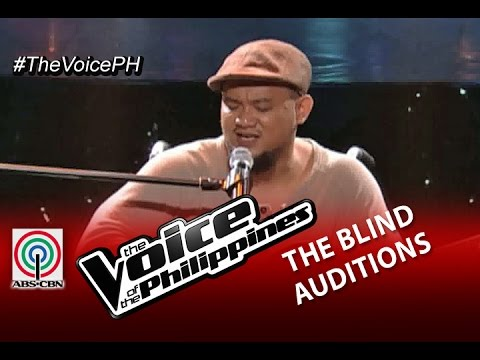 """The Voice of the Philippines Blind Audition """"Bulag, Pipi At Bingi"""" by Karlo Mojica (Season 2)"""