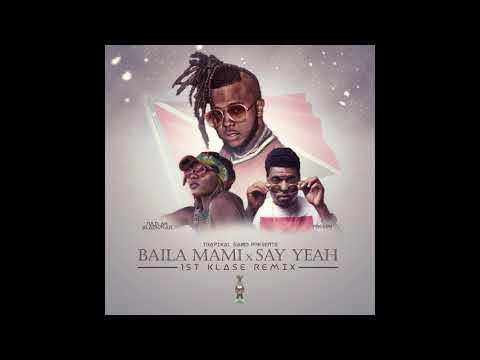 1stKlase x Nailah Balckman x Preedy - Baila Mami/ Say Yea (Remix)