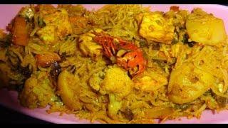 Quick & Easy Vegetable Biryani in Pressure Cooker-https://youtu.be/...