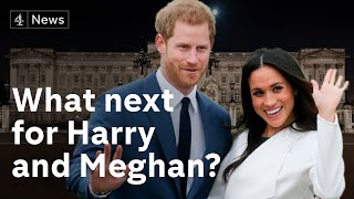Meghan and Harry latest: What next for the couple amid royal backlash?