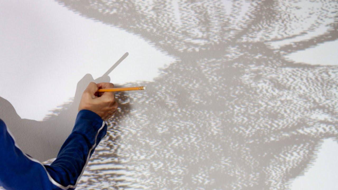 Usa un proiettore per creare un disegno da parete fai da - Decorazioni sui muri di casa ...