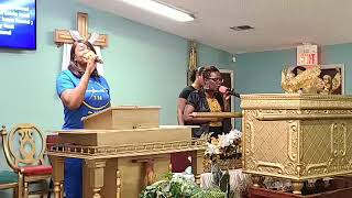 The Gifts of the Spirit| Greater Palm Bay COG| Sunday Service | Bishop J.R. Lewinson | 9.13.2020