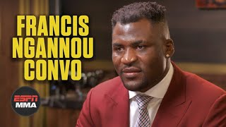 Francis Ngannou explains what went wrong in first Stipe Miocic fight | UFC 260 | ESPN MMA