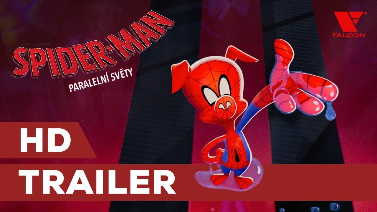 Spider-Man: Paralelní světy (2018) HD trailer #4 | CZ dabing