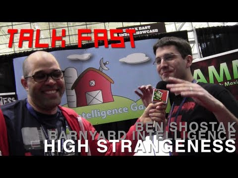 Holmes discovers High Strangeness - Talk Fast w/ Jonathan Holmes!