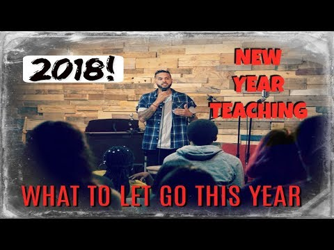 The Teaching That Will Change Your Look On Life | Making 2018 Count