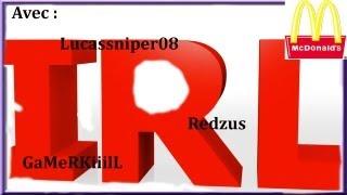 Vidéo IRL au McDo #2. En compagnie d