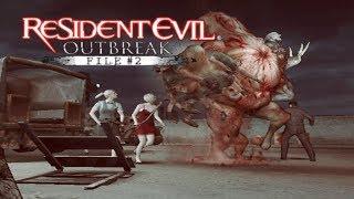 RESIDENT EVIL - OUTBREAK - FILE #2 - ONLINE - SCENARIO #5 (VERY HARD)