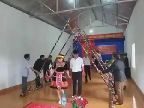 Múa Sạp Thôn Khu C, Bằng Vân, Ngân Sơn, Bắc Kạn