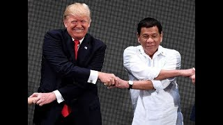Duterte Bragged About Kíllíng A Man Just Before Trump Visit
