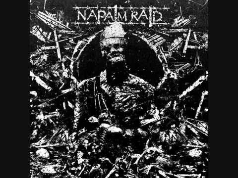 Napalm Raid - Storm EP 2014