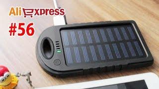 Güneş Enerjili Power Bank İncelemesi Aliexpress 56