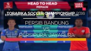 Video Gol Pertandingan Persib Bandung vs Persipura Jayapura