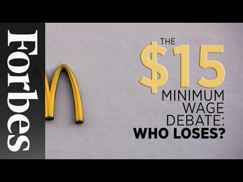 $15 Minimum Wage: What We Can Expect | Forbes