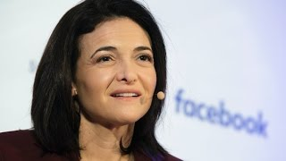 Sheryl Sandberg Opens Up About Husband's Death at Berkeley Graduation