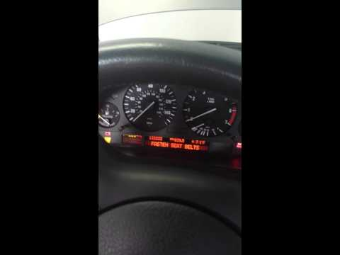 2002 E39 BMW 540i Rough Idle and Start Up issues - Video - ViLOOK