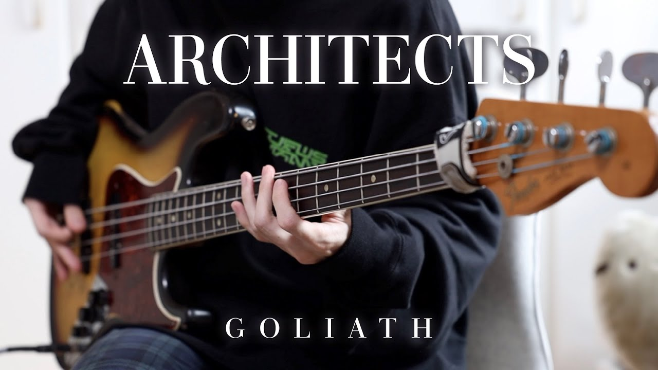 """ARCHITECTS - """"Goliath"""" (feat. Simon Neil of Biffy Clyro) 