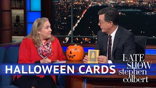 Late Show First Drafts: Halloween 2018