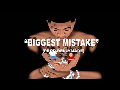 """[FREE] """"Biggest Mistake"""" NBA YoungBoy x YFN Lucci Type Beat 2019 Prod.RellyMade"""