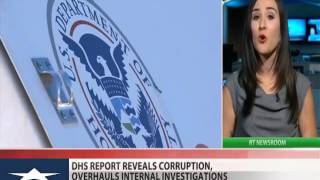 Border Patrol Corruption
