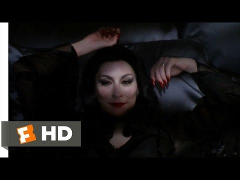 The Addams Family (6/10) Movie CLIP - Gomez Loves Morticia (1991) HD