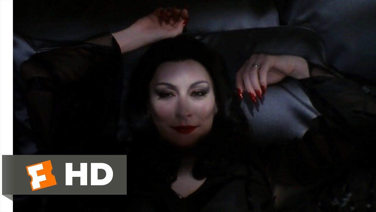 The Addams Family 610 Movie Clip Gomez Loves Morticia 1991 Hd