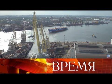 Сверхмощный ледокол «Лидер» построят в России, чтобы ближе стали природные богатства Арктики.