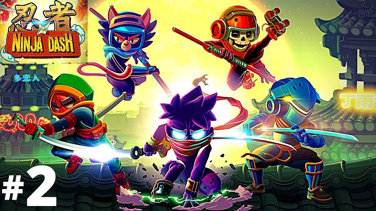 Ninja Dash Run | Arcade video game | Android Games | Epic ...