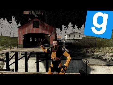 Новый Гордон Фримен! Обзор Аддонов Garry's Mod (Half-Life 2)