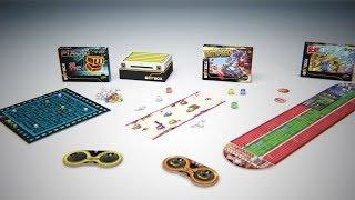 8Bit Box - La console de jeux de société première génération !