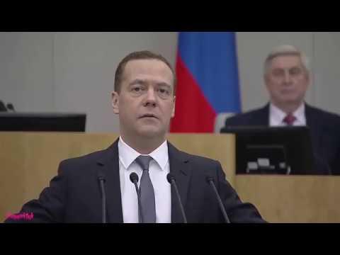 Смотреть Опять нет денег: Депутаты разгромили отчёт Медведева.  (тезисно 3,5 часовой батл в 7 минутах) 2018 г онлайн