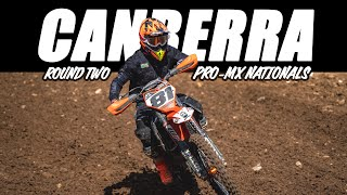 AUS PROMX NATIONALS - ROUND TWO - CANBERRA