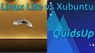 Linux Lite vs Xubuntu